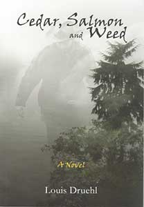 Cedar, Salmon and Weed